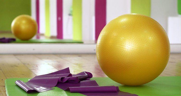 Топки за йога упражнения